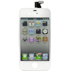 Ecran BLANC iPhone 4S compatible Premier prix photo 2
