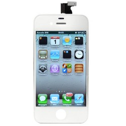 Ecran BLANC iPhone 4S PREMIUM photo 2