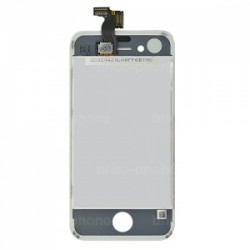 Ecran BLANC iPhone 4 compatible Premier prix photo 3