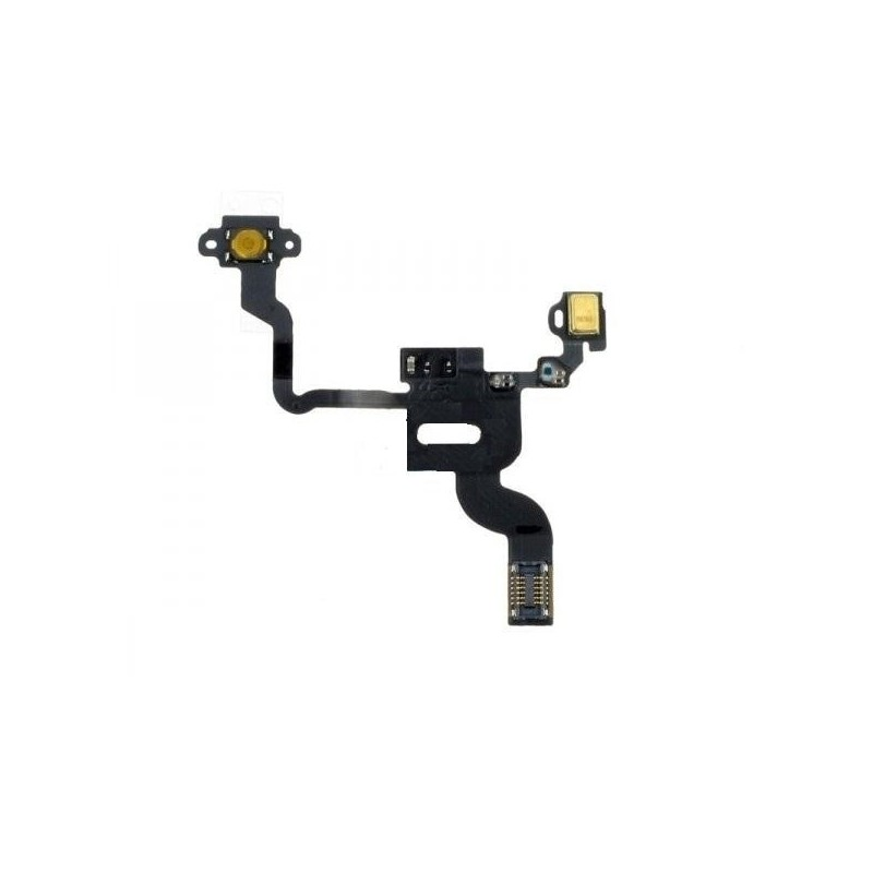 Nappe capteur de proximité + connecteur bouton power iPhone 4 photo 2