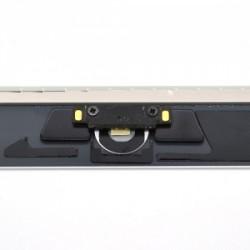 Vitre tactile blanche prémontée avec sticker et bouton home pour IPad 2 qualité supérieure photo 4