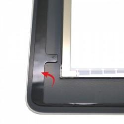 Vitre tactile blanche prémontée avec sticker et bouton home pour IPad 2 qualité supérieure photo 5