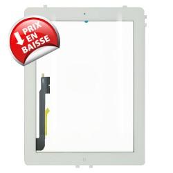 Vitre tactile blanche prémontée pour iPad 3 qualité supérieure photo 2