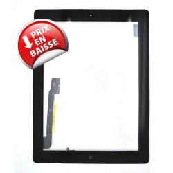 Vitre tactile noire prémontée pour iPad 3 qualité supérieure photo 2