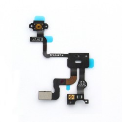 Nappe capteur de proximité et bouton power pour iPhone 4S photo 2