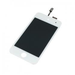 Ecran Ipod touch 4 eme géneration vitre tactile blanche + LCD Prémonté photo 1