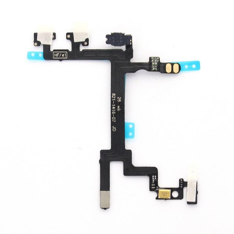 Nappe power-vibreur-volume pour iPhone 5 photo 2