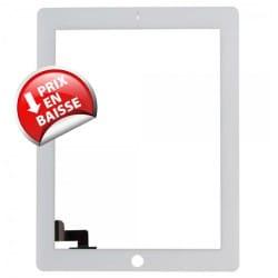 Vitre pour iPad 2 BLANC photo 2