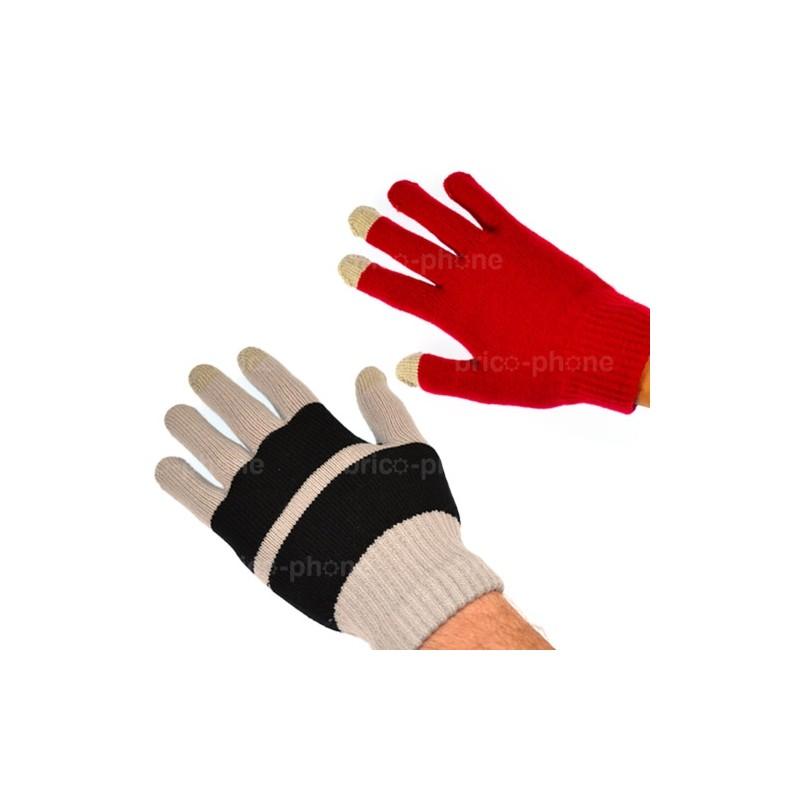 Gants compatibles avec écran tactile photo 2