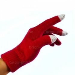 Gants compatibles avec écran tactile photo 4