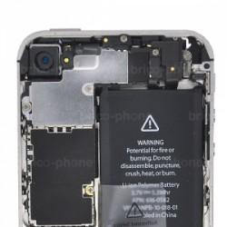 Plaquette métallique pour iPhone 4S photo 4