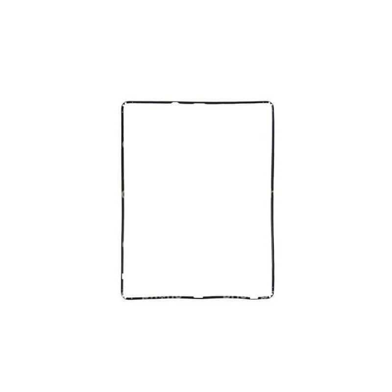 Joint noir (contour de la vitre) autocollant pour iPad 4 photo 2