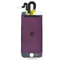 Vitre tactile BLANCHE avec écran LCD qualité  PREMIUM pour iPod Touch 5 photo 3