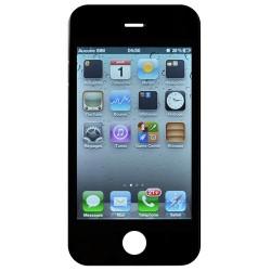 Ecran NOIR iPhone 4 meilleur rapport qualité / prix photo 2