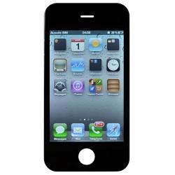 Ecran NOIR iPhone 4S meilleur rapport qualité / prix photo 2