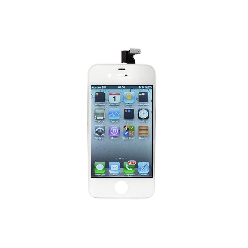 Ecran BLANC iPhone 4 meilleur rapport qualité / prix photo 2