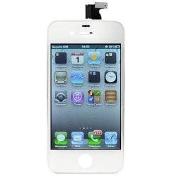 Ecran BLANC iPhone 4S meilleur rapport qualité / prix photo 2