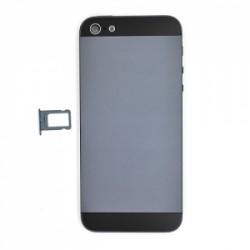Coque arrière Noire pour iPhone 5 complète photo 3