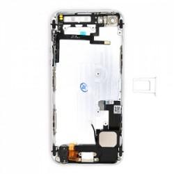 Coque arrière Silver pour iPhone 5 complète photo 4