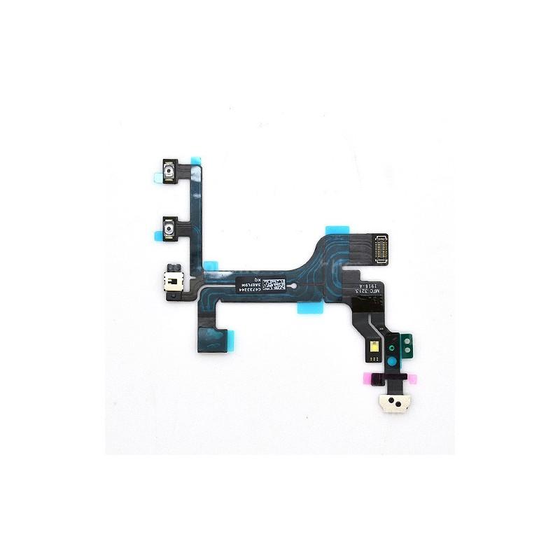 Nappe power-vibreur-volume pour iPhone 5C photo 2