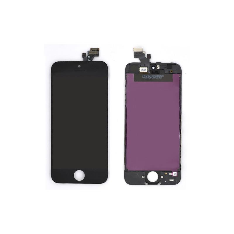 Ecran NOIR iPhone 5C RAPPORT QUALITE / PRIX photo 2