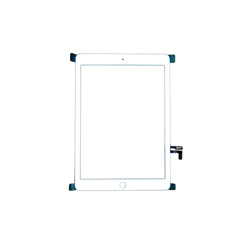 Vitre tactile pour iPad Air blanche photo 2