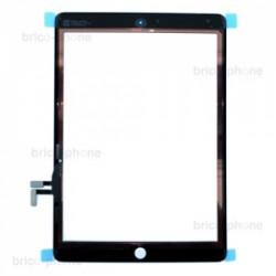 Vitre tactile pour iPad Air noire photo 3