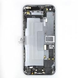 Coque arrière Noire pour iPhone 5S complète photo 4