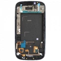 Ecran BLANC prémonté sur châssis pour Samsung Galaxy S3 GT-i9300 photo 3