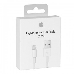 Câble ORIGINAL connecteur lightning mini dock vers USB photo 2