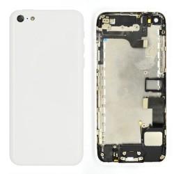 Coque arrière Blanche pour iPhone 5C photo 2