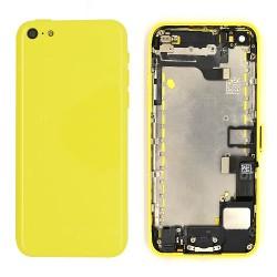 Coque arrière Jaune pour iPhone 5C photo 2