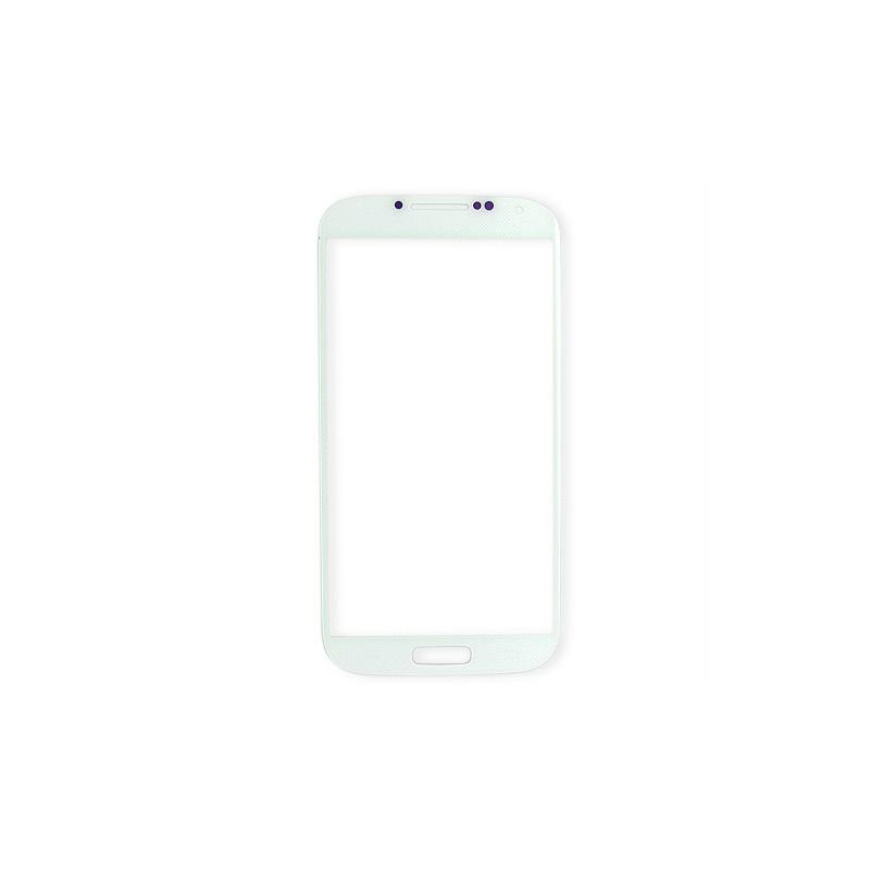Vitre tactile blanche pour Samsung Galaxy S4 photo 2
