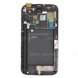 Ecran GRIS complet pour Samsung Galaxy Note 2 LTE version 4G photo 3