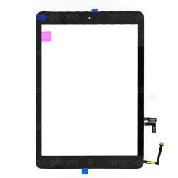 Vitre tactile complète pour iPad Air NOIRE photo 2