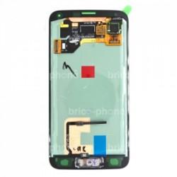 Bloc Ecran NOIR avec vitre et LCD prémontés pour Samsung Galaxy S5 / Galaxy S5 Plus photo 3