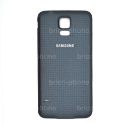 Coque arrière NOIRE pour Samsung Galaxy S5 photo 2