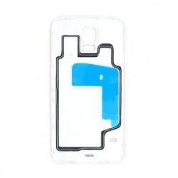Coque Arrière BLANCHE pour Samsung Galaxy S5 photo 3