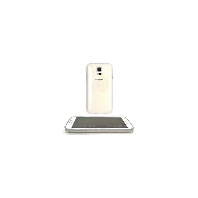 Coque souple transparente pour Samsung Galaxy S5 photo 1