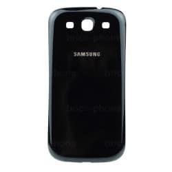 Coque arrière NOIRE pour Samsung Galaxy S3 photo 2