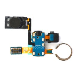Nappe jack-vibreur-micro-HP interne pour Samsung Galaxy S2 photo 2