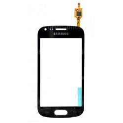 Vitre tactile Noire pour Samsung Galaxy Trend photo 2