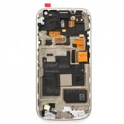 Ecran BLANC prémonté sur châssis pour Samsung Galaxy S4 Mini / S4 Mini Duos photo 3
