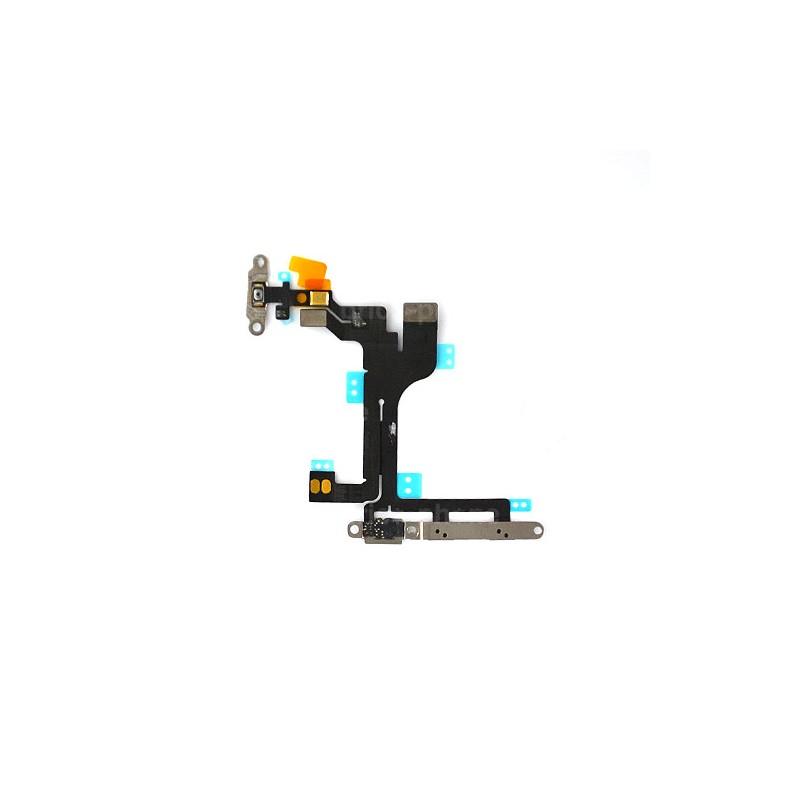 Nappe complète power-vibreur-volume pour iPhone 5C photo 2