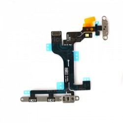 Nappe complète power-vibreur-volume pour iPhone 5C photo 3