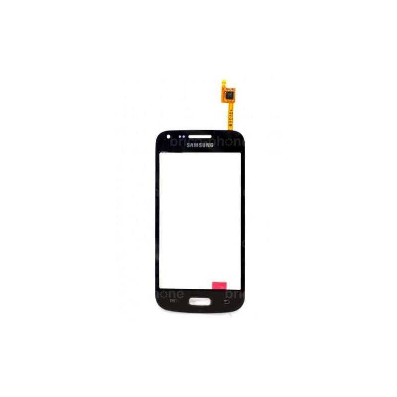 Vitre tactile NOIRE pour Samsung Galaxy Core Plus photo 2