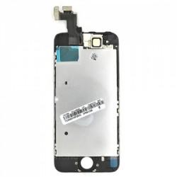 Ecran NOIR iPhone 5S et SE PREMIUM pré-assemblé photo 3