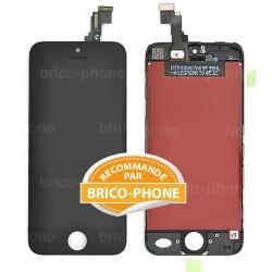 Ecran NOIR iPhone 5C PREMIUM photo 2