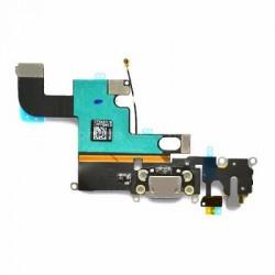 Connecteur de charge Gris avec jack et micro iPhone 6 photo 4