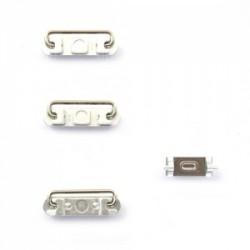 Lot de 4 boutons Gris Sidéral pour iPhone 6 et 6 Plus photo 4